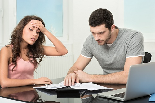 Financial Stress in Men
